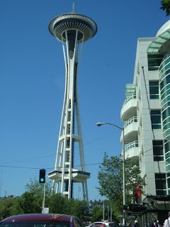 Space Needle – July 17, 2010