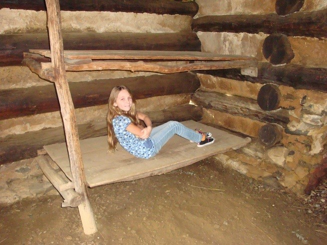 Bunks at Valley Forge