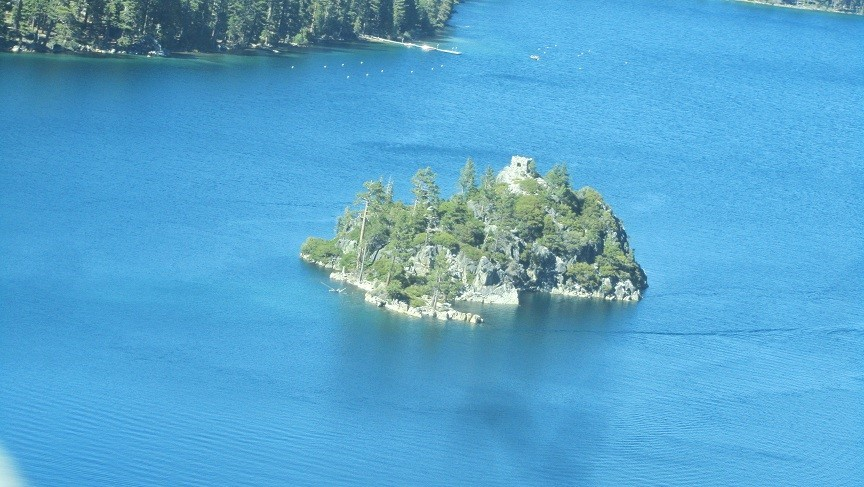 My dream house in the lake