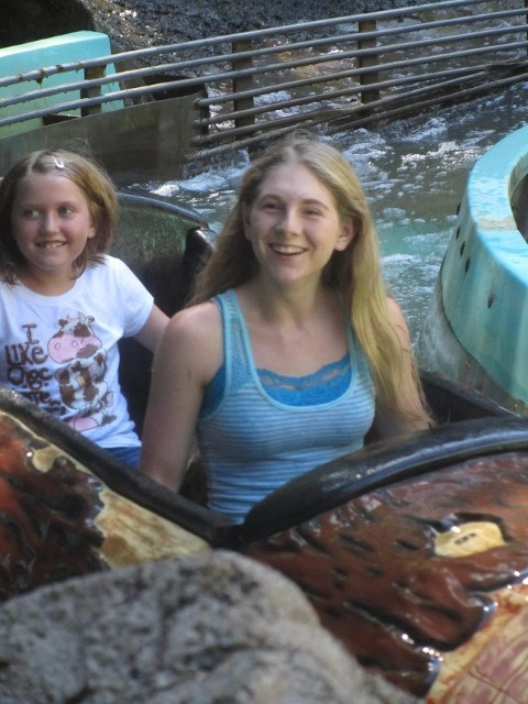 This was great fun, but can we like, try the bumper boats next time?