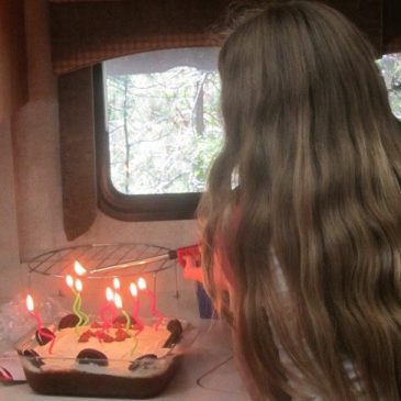 June 27, 2012 – Sarah has another Birthday – Happens if you live long enough