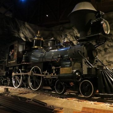 October 23, 2013 – The California State Railroad Museum