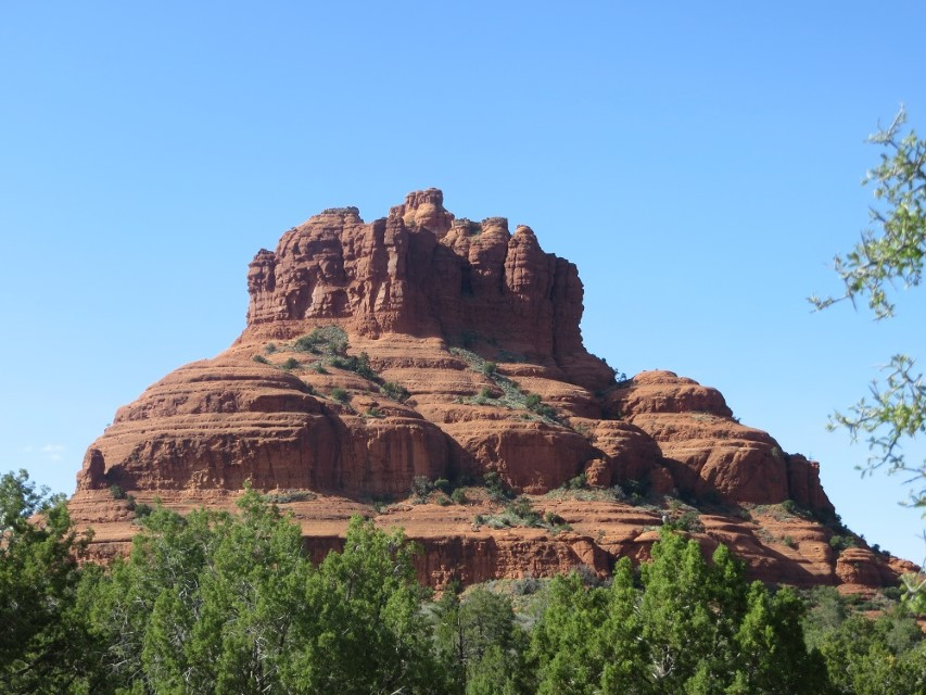 Bell Rock Sedona Arizona