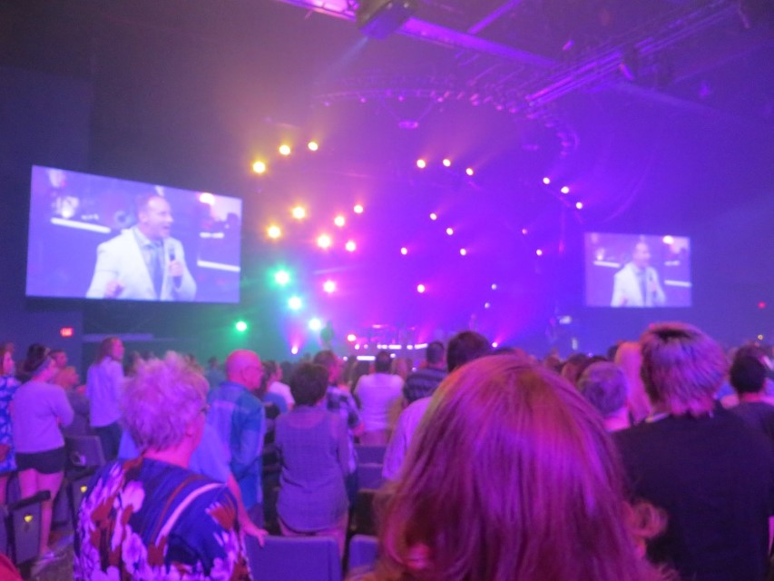 7 - Easter Service at Central Christian in Henderson