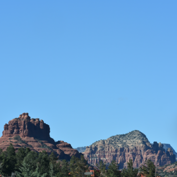 Forgot to take Athena to Sedona
